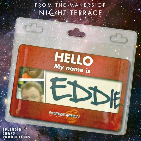 Hello! My name is Eddie album art