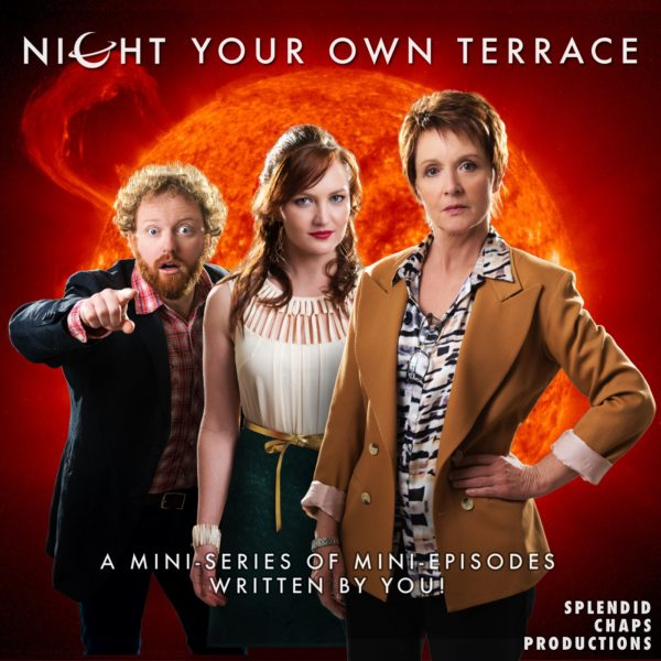 Night Your Own Terrace album cover